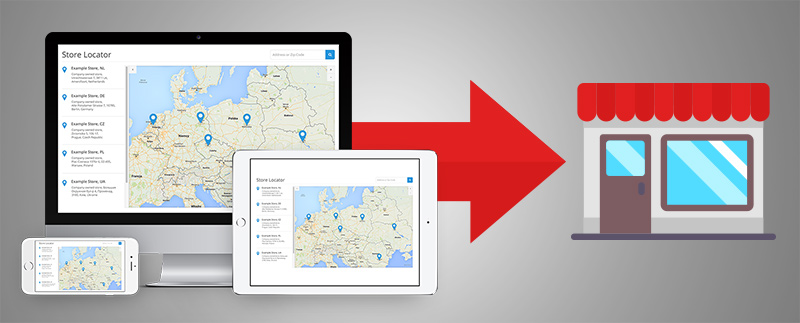 Store Locator Software: How to turn online visits into physical sales (with examples)